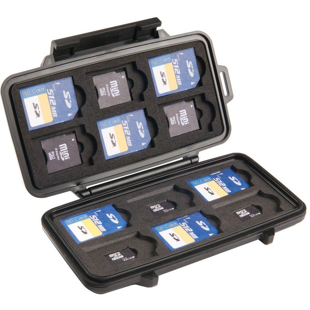 Case Peli 0915 na karty pamięci 2