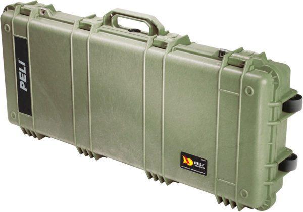 skrzynia peli 1700 transport broni karabinu case