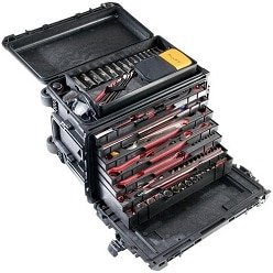 Skrzynia narzędziowa Peli Case 04502
