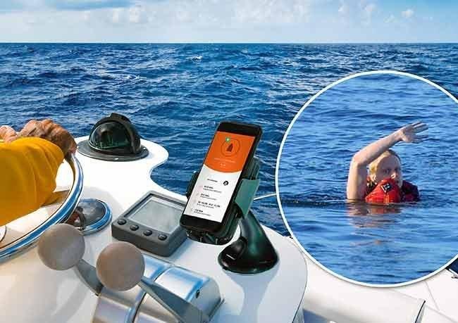 Crew Watcher aplikacja morska