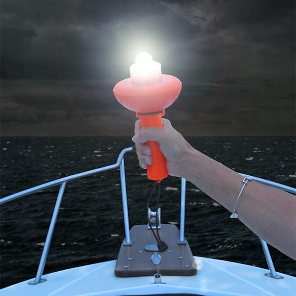 SOS lampa ratunkowa