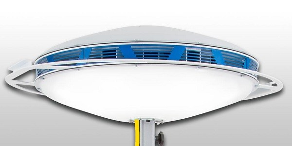 POWERDISK seria najaśnice LED dookólne slider