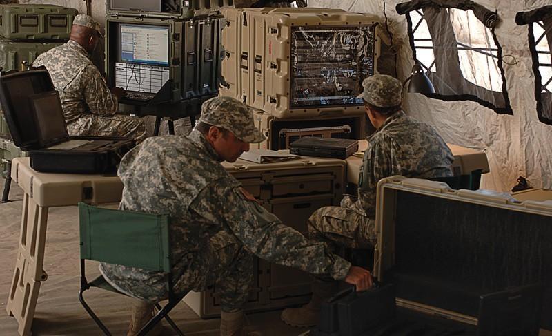 skrzynie rack wojskowe